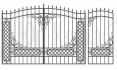 Ворота Валенсия № 9-3